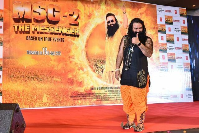 If not anything else MSG 2 - The Messenger has managed to anger tribals