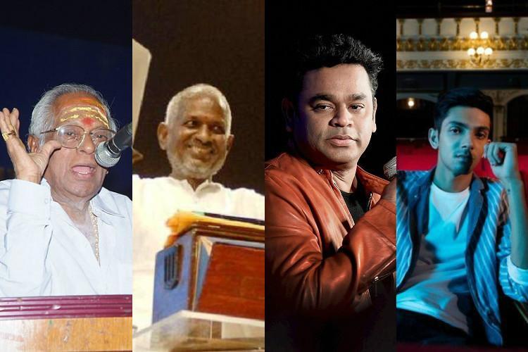 Ilaiyaraaja to Anirudh Kollywoods music composers and their contributions