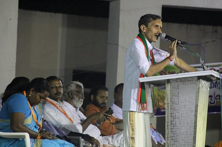 BJP says MT Ramesh not guilty wants action against AK Nazeer who leaked medical scam report