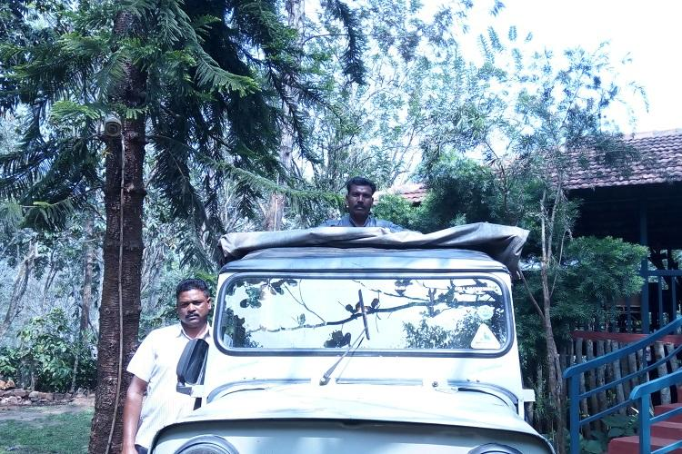 The men who school people into sensitivity while spotting a tiger at Mudumalai