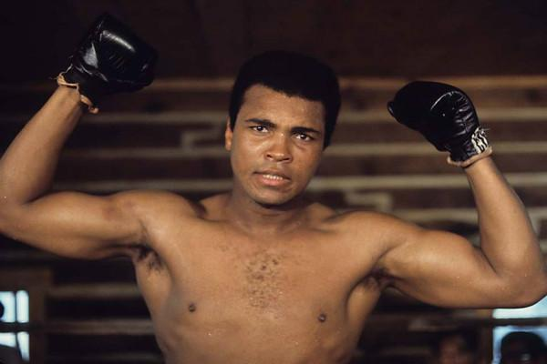 Watch When Cassius Clay aka Ali said I am the Greatest