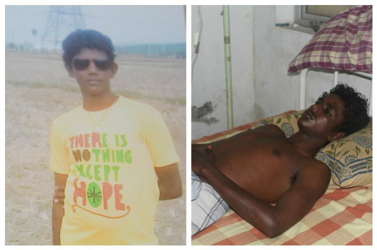 Chennai mother My son beaten brutally cops said wrong person and gave him Rs 10
