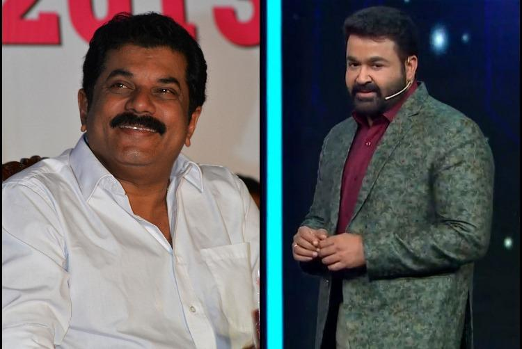 After Kamal Haasan Mukesh as special guest on Bigg Boss Malayalam