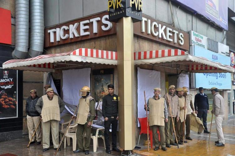 PVR Cinemas in multiplex