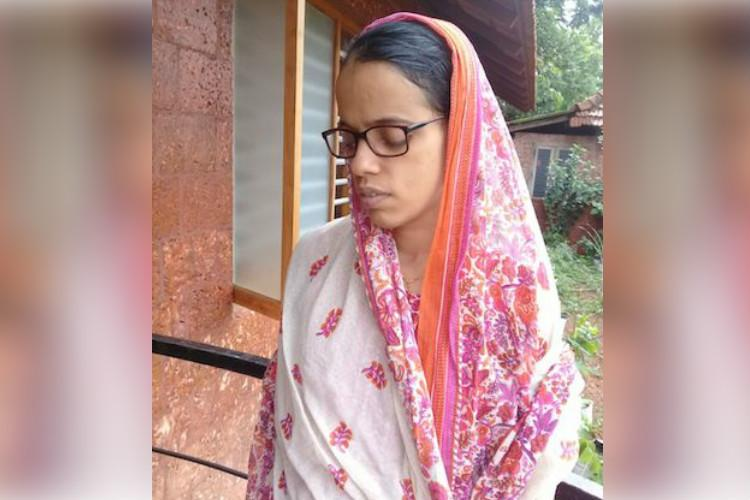 Endosulfan took her sight now 34-yr-old Muneesa fights for rights of other victims