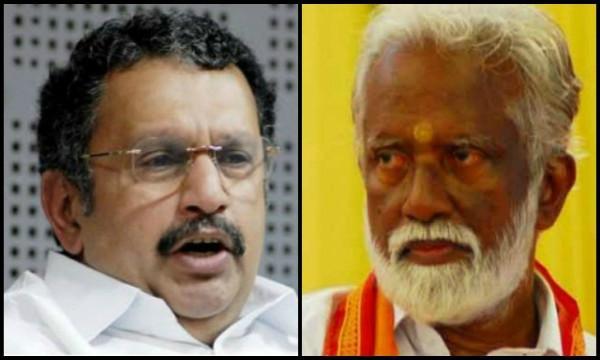 Kummanam files plea challenging election of Cong candidate K Muraleedharan