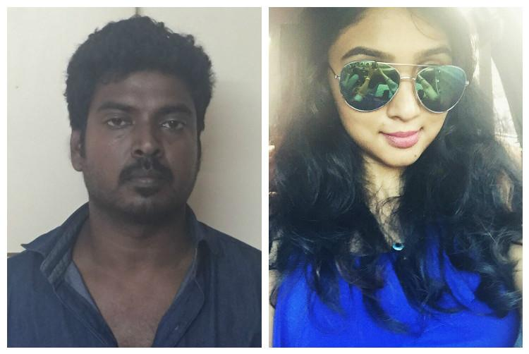 Chennai model lover arrested for allegedly chopping-off lovers wifes head