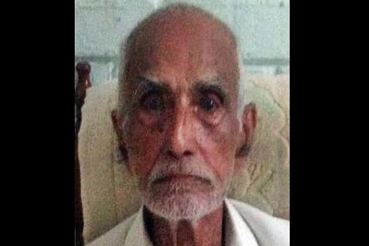 kerala police arrest 91 yr old man for allegedly murdering 87 yr old