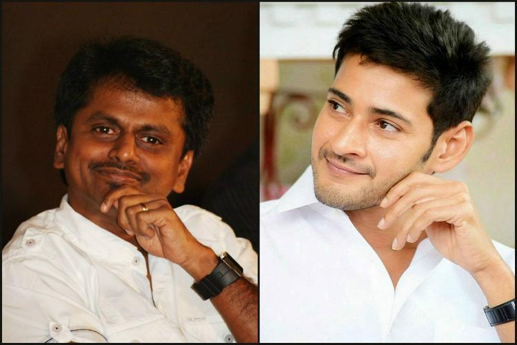 Mahesh-Murugadoss film first look to be out during Diwali