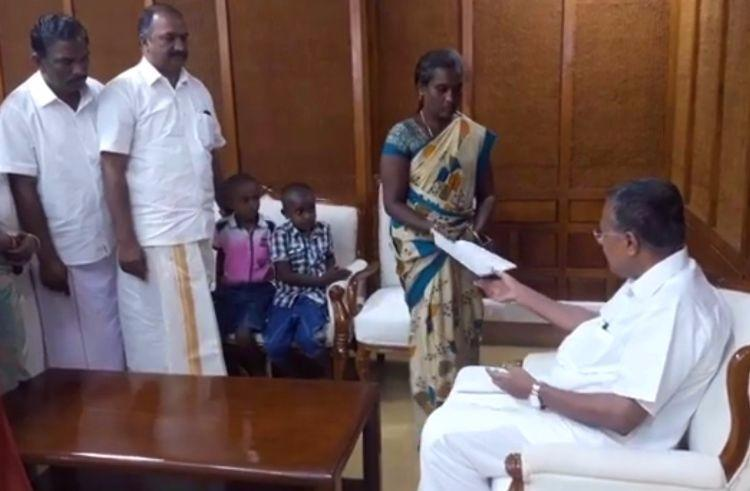 Kerala CM assures help to family of migrant labourer who died after being denied treatment
