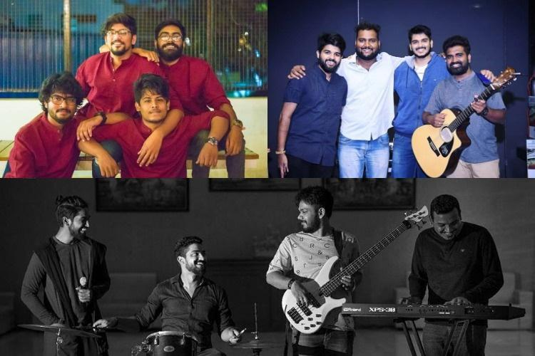 Old notes new audience How regional bands are retuning Hyderabads music genre