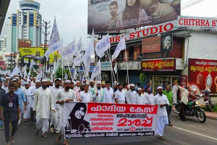 Image result for ernakulam Strike by Muslims