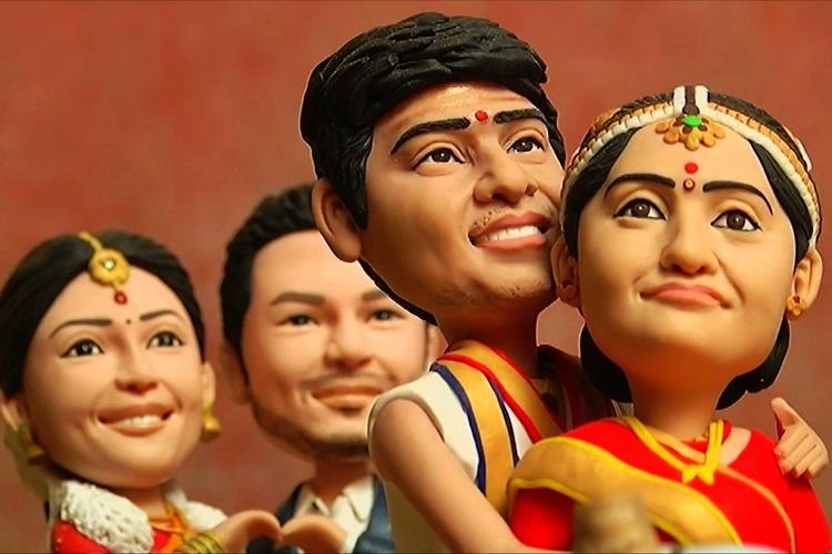 The Art of gifting This Chennai company makes miniature dolls to make occasions memorable