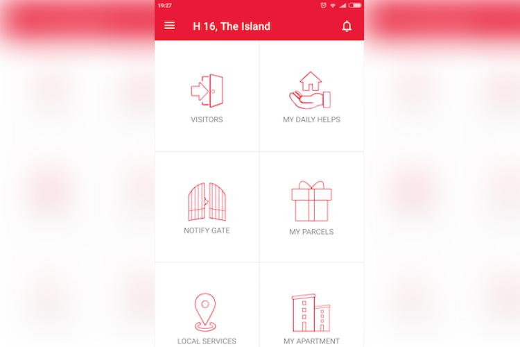 A novel approach to security in gated residential premises The myGate app is here
