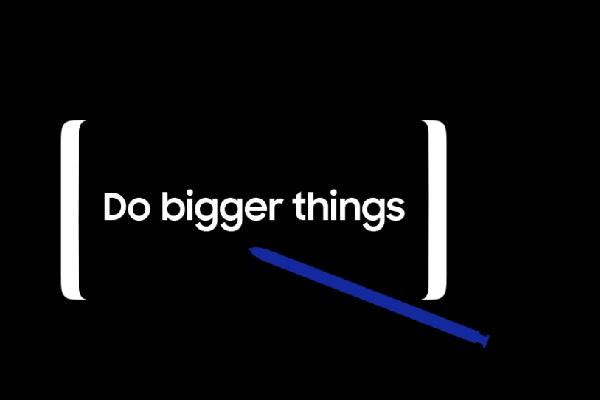 Galaxy Note 8 teaser Bigger phone with S Pen Stylus unveiled ahead of Aug 23 launch
