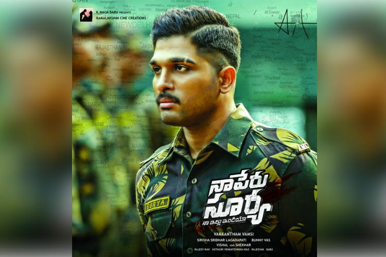 Naa Peru Surya review This Allu Arjun starrer is let down by an overblown narration