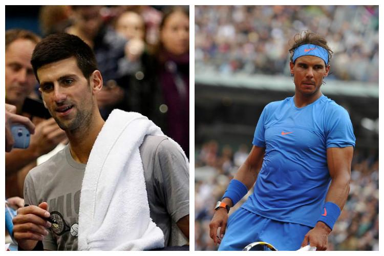 French Open Djokovic ousted in quarters Nadal enters record 10th semi-final