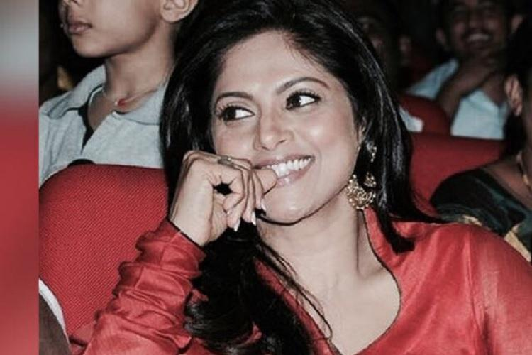 Nadhiya Moidu Has Just Reached Her Mumbai Home Relaxed After A Lot Of Travelling Back In Kerala Where Parents Come From