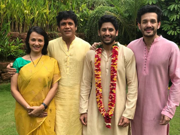 The Samantha-Naga Chaitanya wedding Pictures from the big day