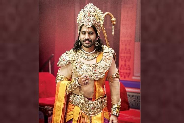 Naga Chaitanyas look as Arjuna in Savyasachi unveiled
