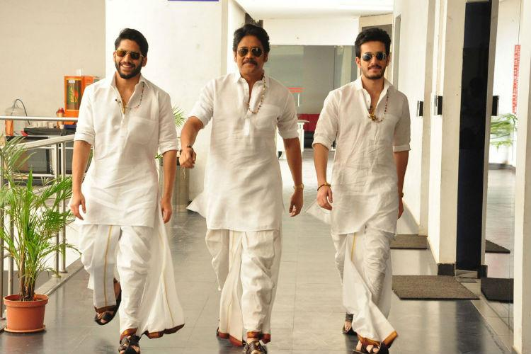 Nagarjuna announces engagement date of younger son