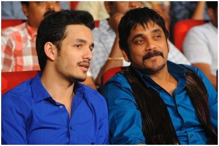 Akhil to debut with Karan Johars film in Bollywood