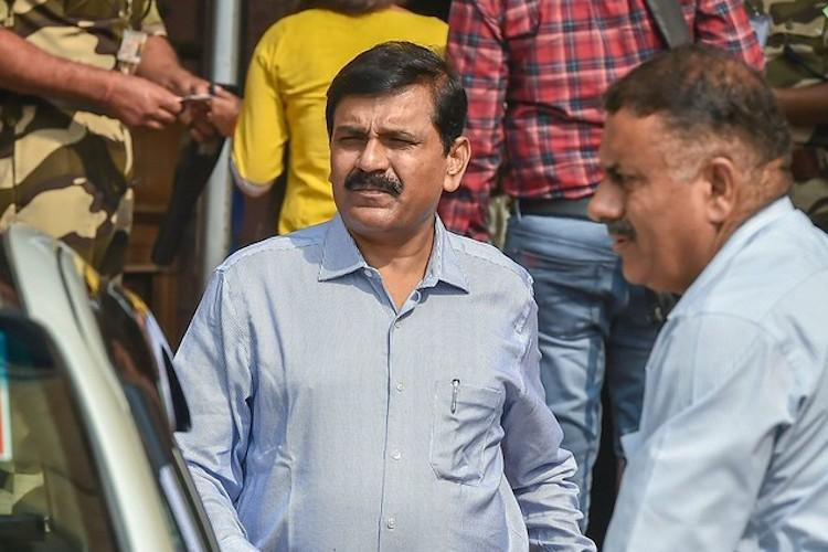 CBI Additional Director Nageswar Rao shunted out posted as DG Fire Services