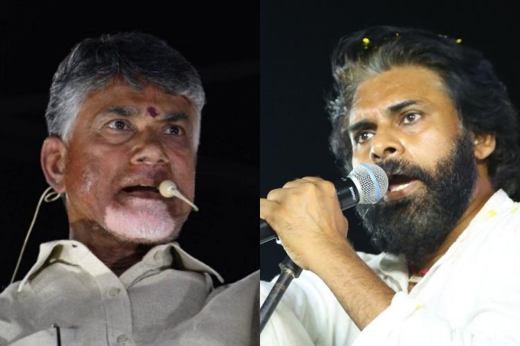 In Andhra will the Kapu vote get split between Naidu and Pawan Kalyan