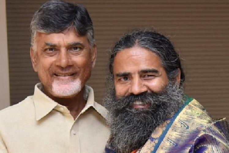 Patanjali to set up mega food park in Andhra to employ over 33000 people