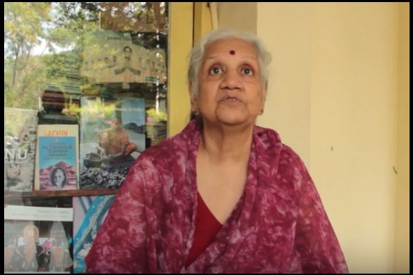 Nalini Chettur runs Chennais iconic book shop Giggles but is it the end of a chapter