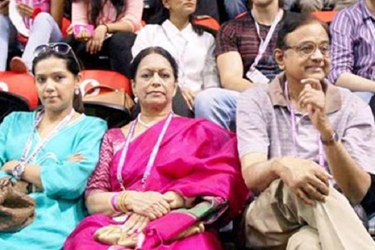 Saradha scam Nalini Chidambaram summoned by ED for questioning