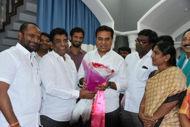 Can TRS conquer Khammam in 2019 Party fields one of Indias richest politicians