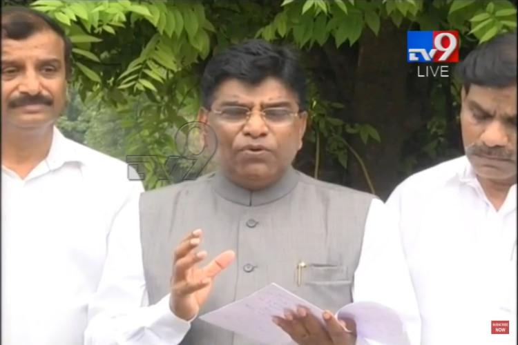 Disappointing nothing in it for Telangana TRS MPs on Budget 2019