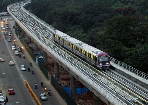 25 Bengaluru metro operators resign in three months BMRC says operations smooth