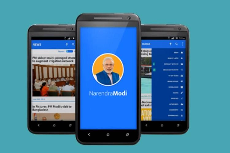 NaMo app does not seek blanket permissions for users data BJP