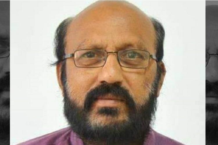 Sahitya Akademi award winner G Nanjundan found dead at Bengaluru residence