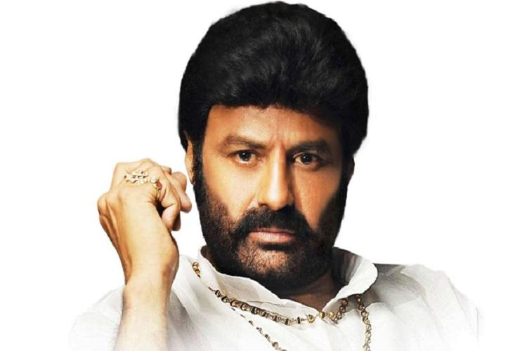Actor Balakrishna to play his father NTRs role in upcoming biopic
