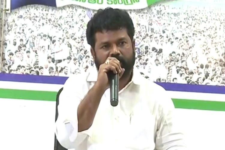 Bapatla MP Suresh allegedly attacked by TDP supporters MP demands Naidus arrest