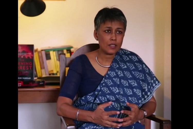Chhattisgarh police book two Delhi professors 8 others for murder of tribal man