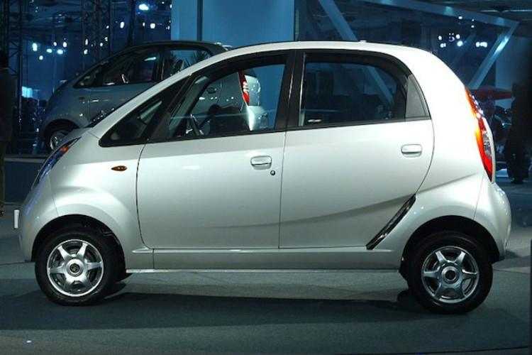 Nano on the verge of being shelved Tata Motors shifts focus to electric vehicles