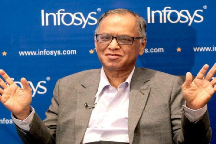 Narayana Murthy comes out in support of demonetisation move can reduce black money