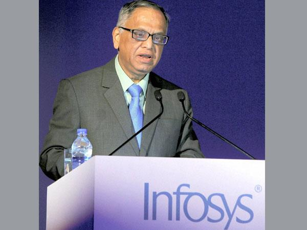Whatever I have stood for is in the interest of Infosys Narayana Murthy to shareholders