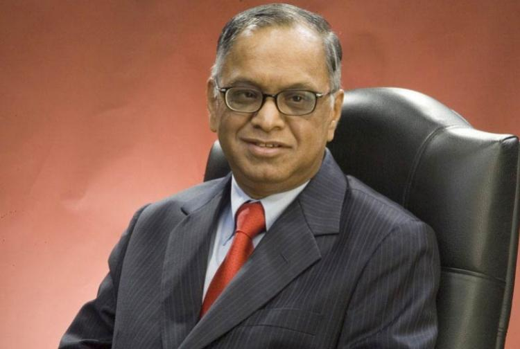 Open letter to NR Narayana Murthy Want innovation Why not start with Infosys
