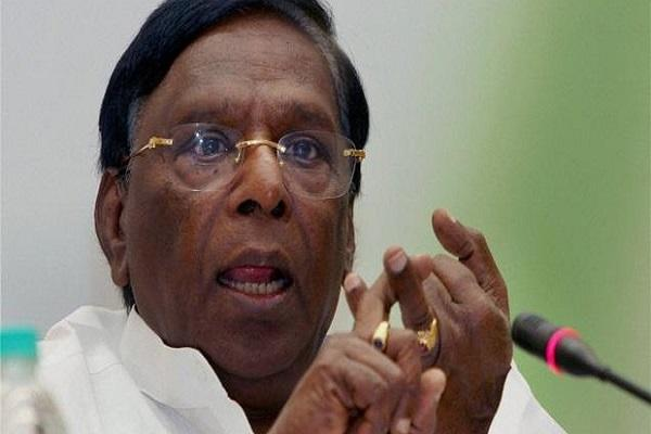 Race for the Puducherry CM post Congress won but who will Sonia appoint