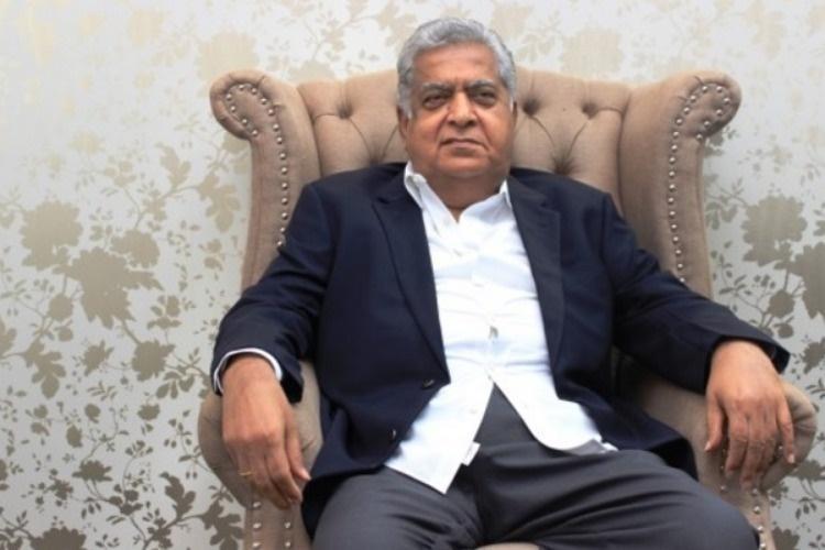 Producer Narayandas elected as president of Telugu Film Chamber of Commerce