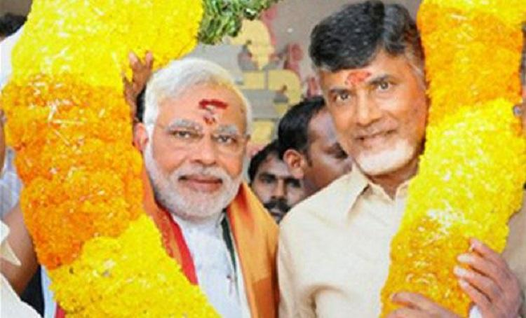 By ignoring Andhra again Jaitleys Budget puts TDP-BJP ties to test
