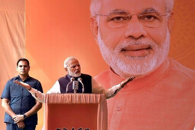PM Modi to visit Ockhi-hit areas in Kerala Tamil Nadu on Tuesday