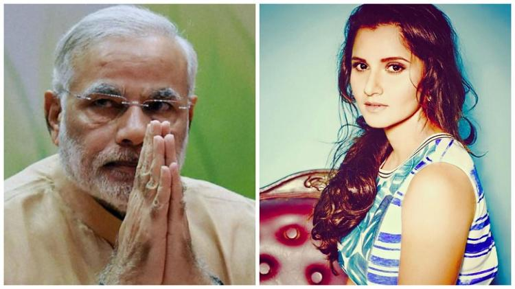 Narendra Modi Sania Mirza among Time probables for most influential people