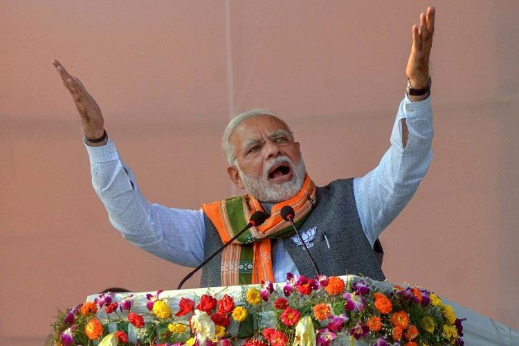 PM Modi woos farmers in poll-bound Karnataka attacks Congress