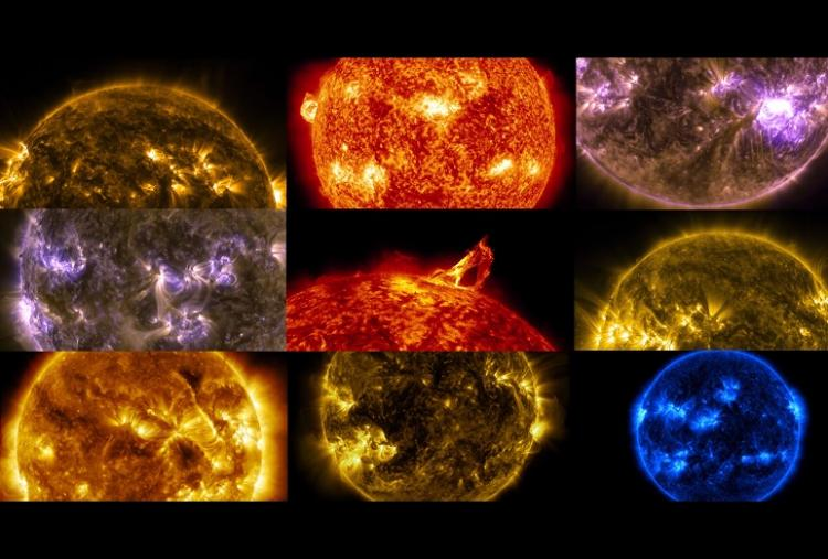 Watch Video First ever ultra-HD video of the Sun released by NASA it is brilliant